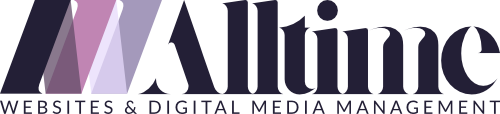 Alltime Website footer logo